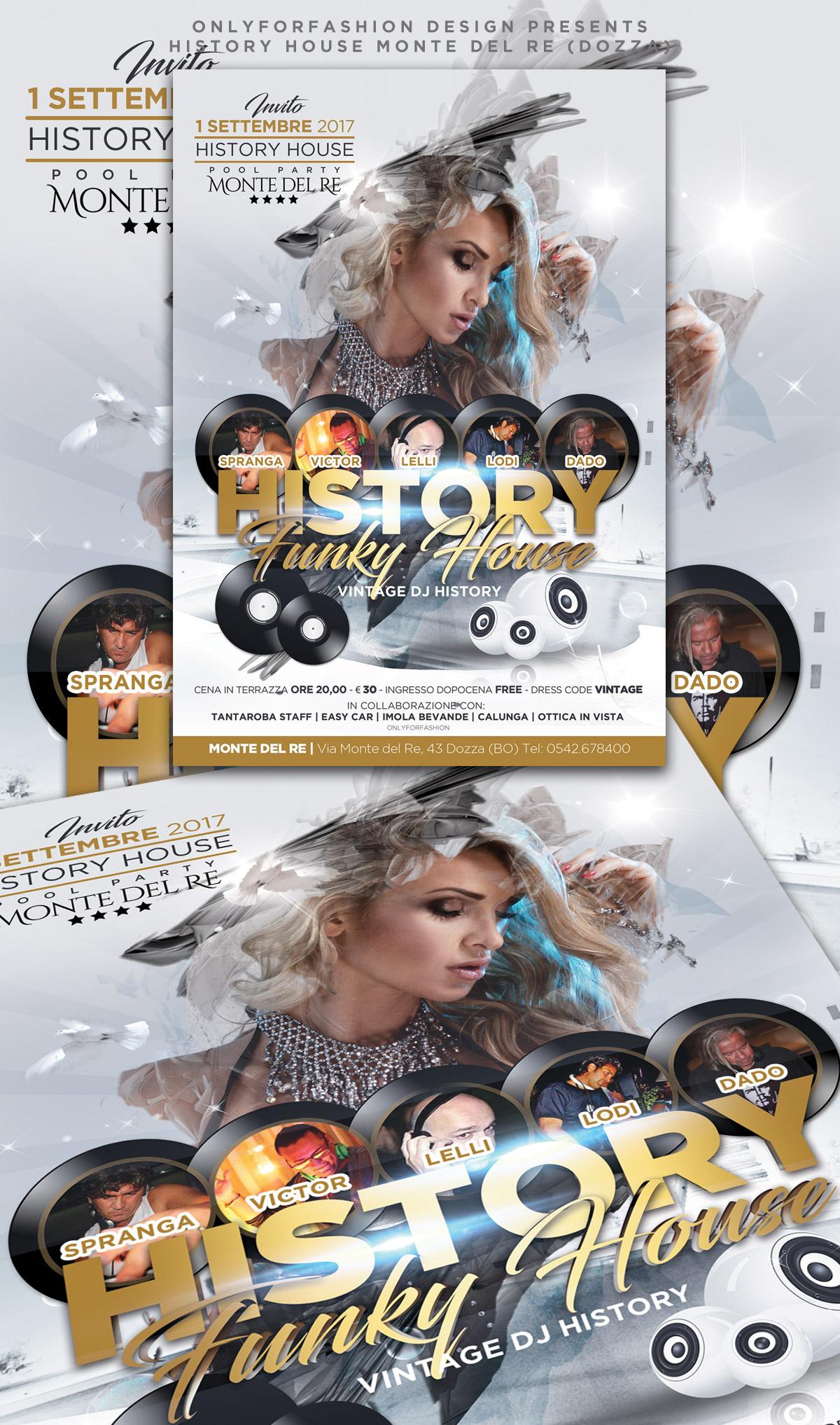 Grafica Design Siti Web Social